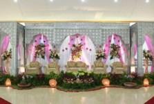 Resepsi Pernikahan di Gedung