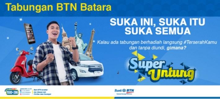 Super Untung Bank BTN