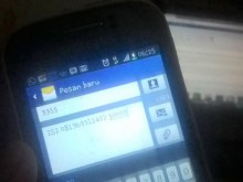 Isi Pulsa Lewat SMS Banking Mandiri