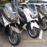 Kredit Motor Yamaha Nmax 150 pilih ABS atau Non-ABS? Harga November 2016