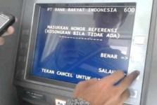 Transfer Uang Gagal