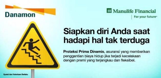 Asuransi Jiwa di Bank Danamon Simpan Pinjam (Primajaga 100)