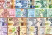 Uang Baru 2017 (Uang Kertas)