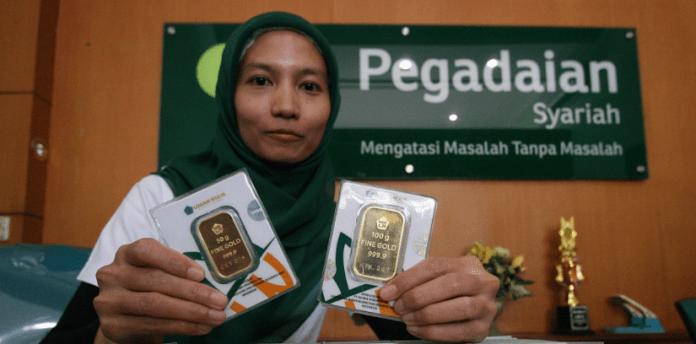 Gadai Emas di Pegadaian Syariah