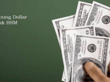 menabung dollar di bsm