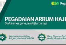 Arrum Haji Pegadaian