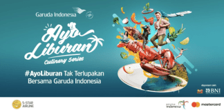 Paket Wisata Garuda Indonesia