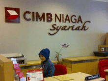 Buka Tabungan Usaha CIMB Niaga Syariah