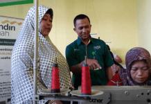 Pembiayaan Mikro BSM untuk Ibu rumah tangga