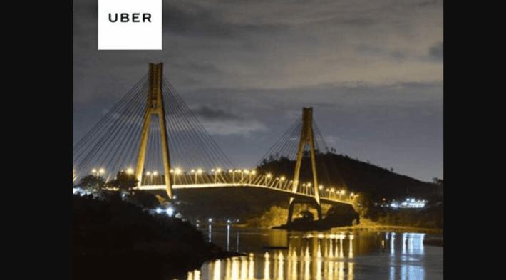 Uber di Batam