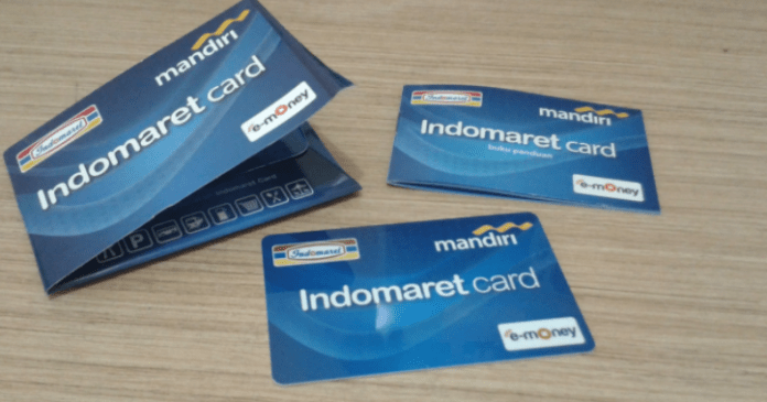 E-money Indomaret Card