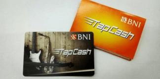 Kartu Tapcash Bank BNI