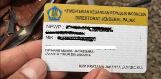 Cara Buat Kartu NPWP