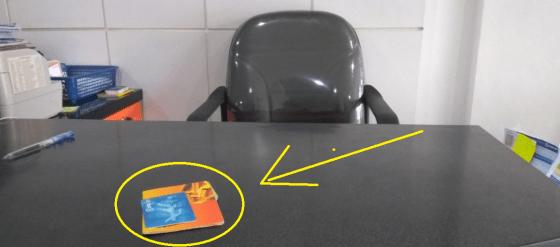 Ganti Kartu ATM karena Rusak