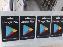 Voucher Google Play di Indomaret