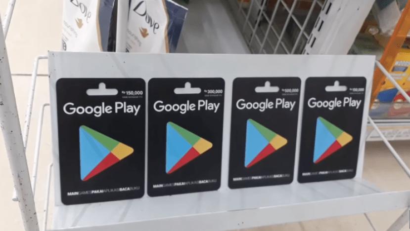 16+ Cara Cek Saldo Google Play Terbaru