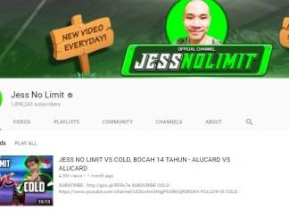 Jess No Limit Channel
