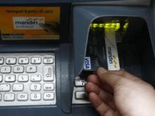 Kartu ATM Mandiri Tertelan Mesin ATM