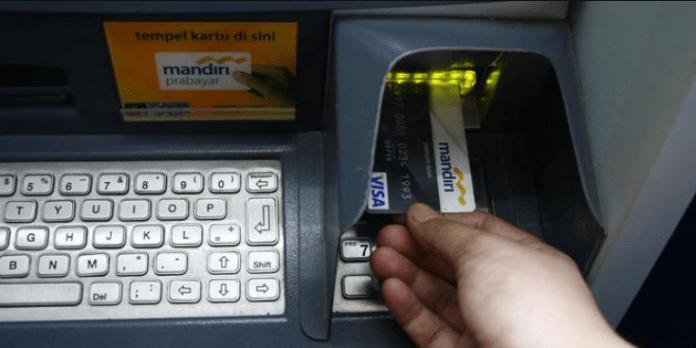 Kartu ATM Terblokir