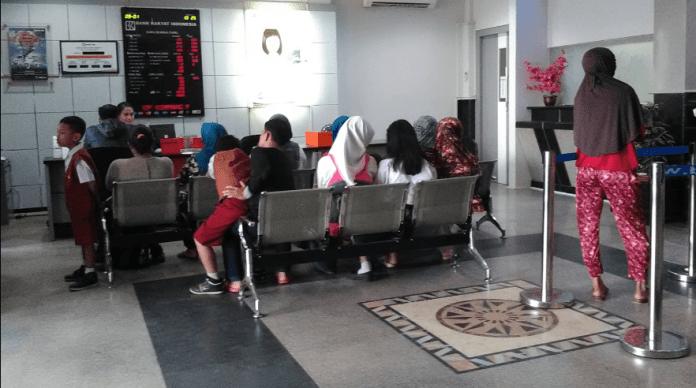 Kantor BRI Cabang Palembang