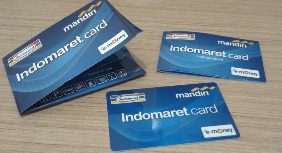 Cara Menggunakan Indomaret Card di Tol