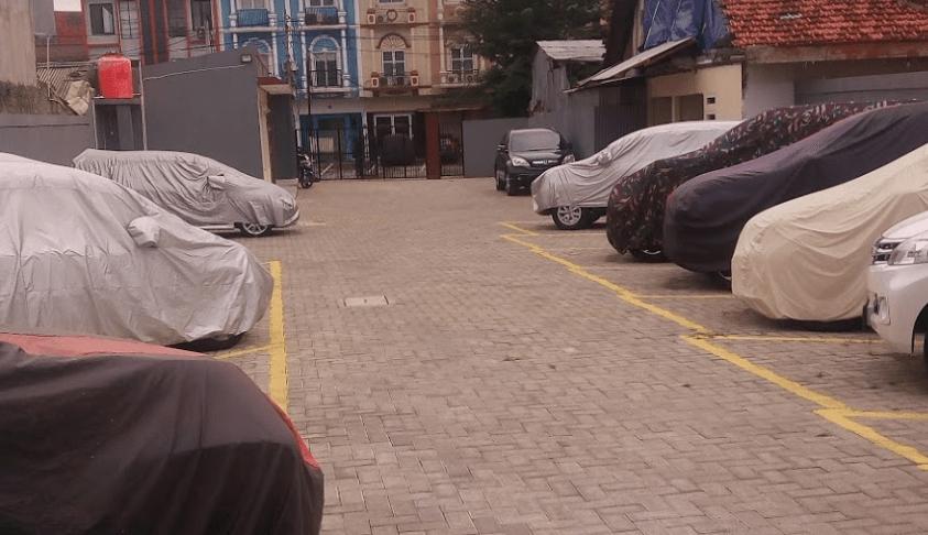bisnis tempat parkir