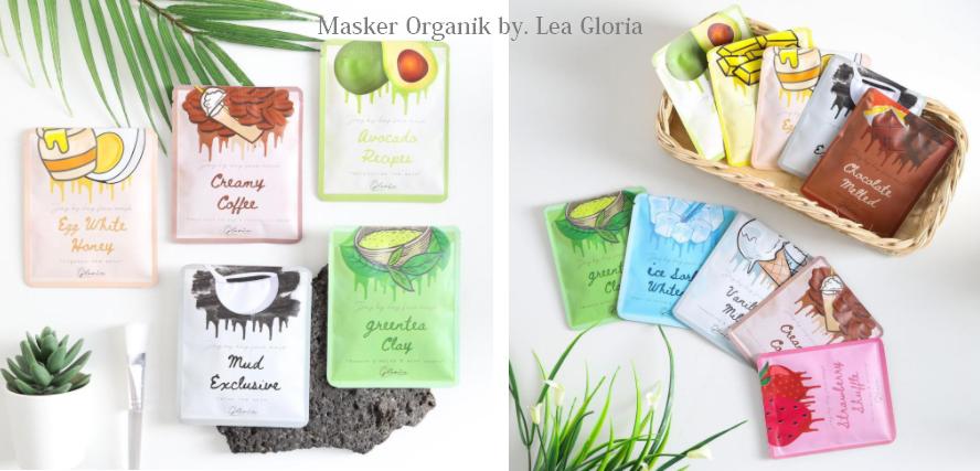 masker organik by lea gloria