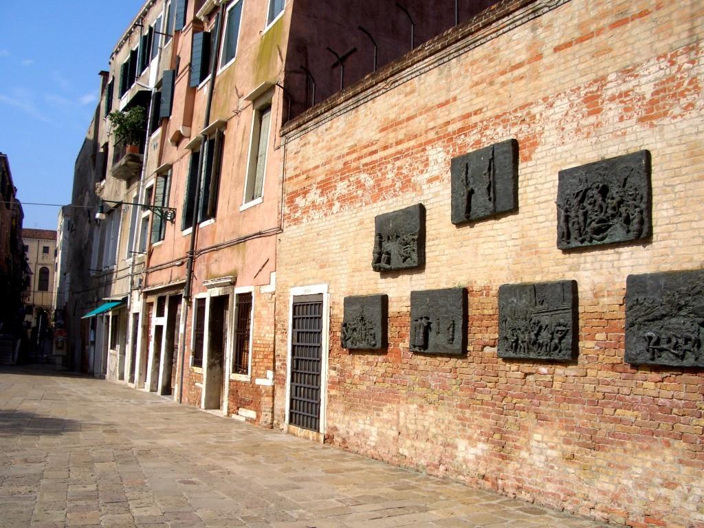 Storia nascita del ghetto di venezia  Infoperte