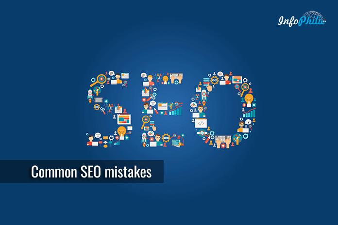 Common SEO mistakes that you should avoid