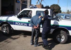 VIOLADOR DETENIDO EN CITY BELL