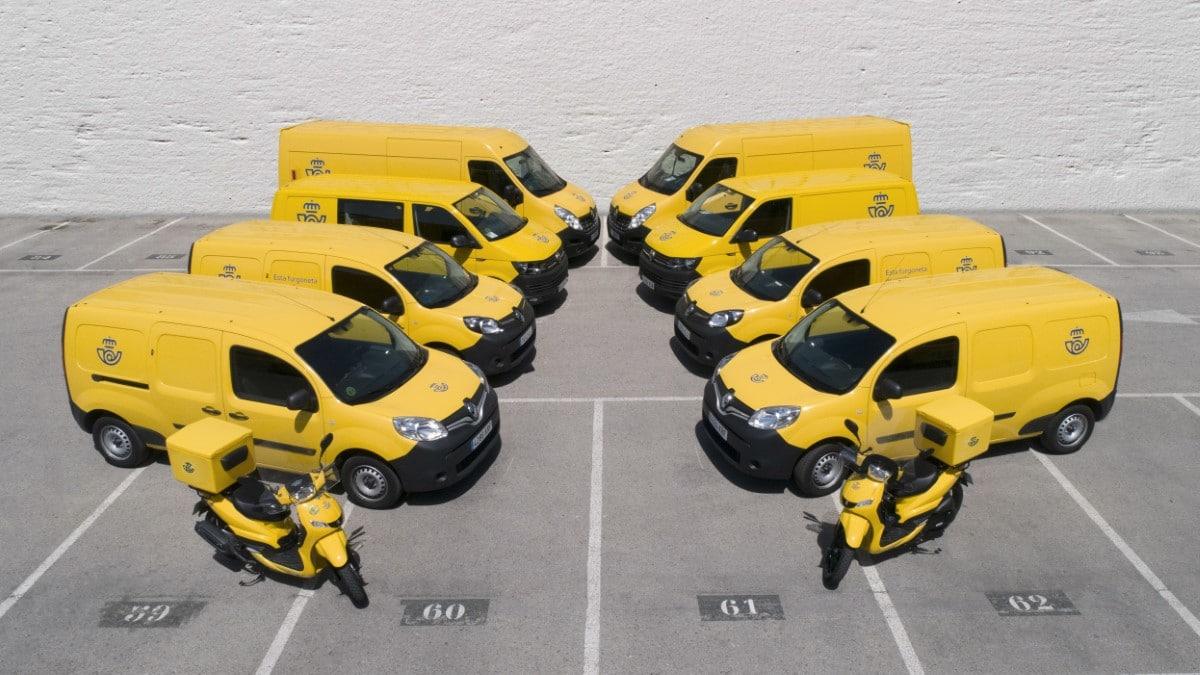 Más de 100.000 puestos en las categorías de reparto a pie, moto, clasificación y atención al cliente.