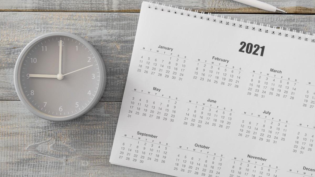 Estos serán los días inhábiles en la Administración General del Estado en 2021