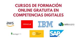 La Junta de Andalucía ha cerrado un acuerdo de colaboración con algunas empresas tecnológicas para ofrecer de forma gratuita numerosos cursos online relacionados con competencias que son muy demandadas por empresas de tecnología.