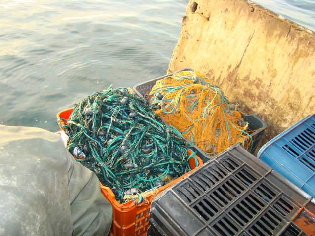 Plase interzise de lege, descoperite în Marea Neagră