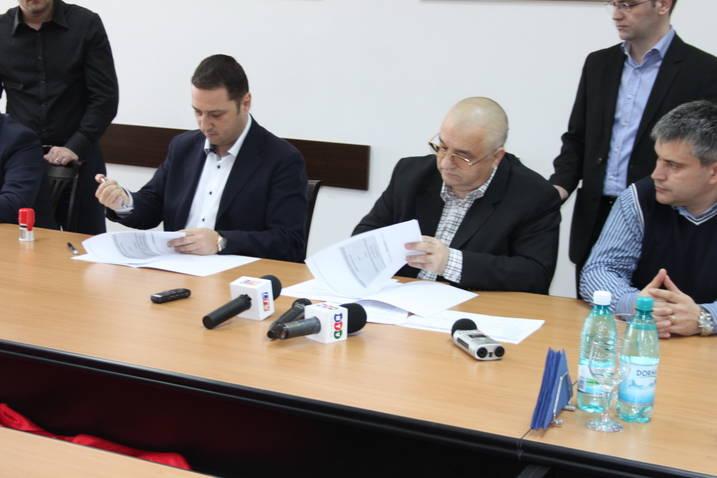 Proiectul POS Mediu în linie dreaptă la Constanța, Țăndărei și Fetești