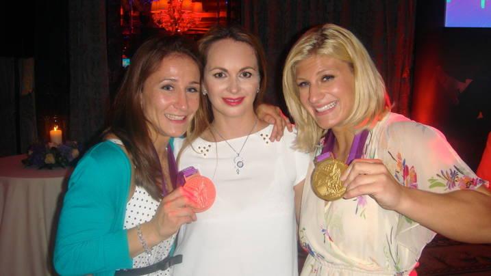 La Londra, Delia Antal a petrecut alaturi de Federatia Internationala de Judo