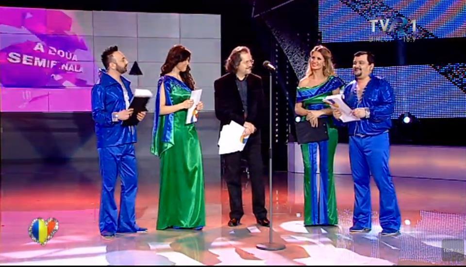 Ei sunt finalistii de la Eurovision