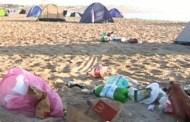 Constantenii platesc si pentru gunoiul facut de turisti