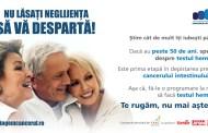 Luna Internationala de lupta Impotriva Cancerului Intestinului Gros