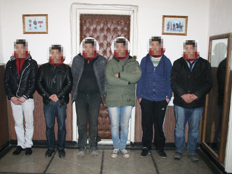 Reţea de traficanţi de migranţi sirieni, destructurată de poliţiştii de frontieră constănţeni