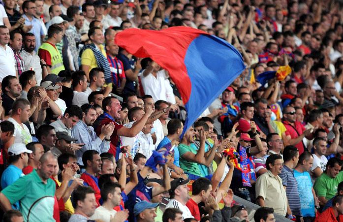 Steaua - Chelsea, cu casa inchisa!