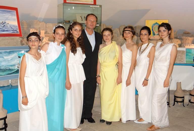 Pentru Noaptea Muzeelor,  Specialiștii Muzeului Callatis au pregătit un program special