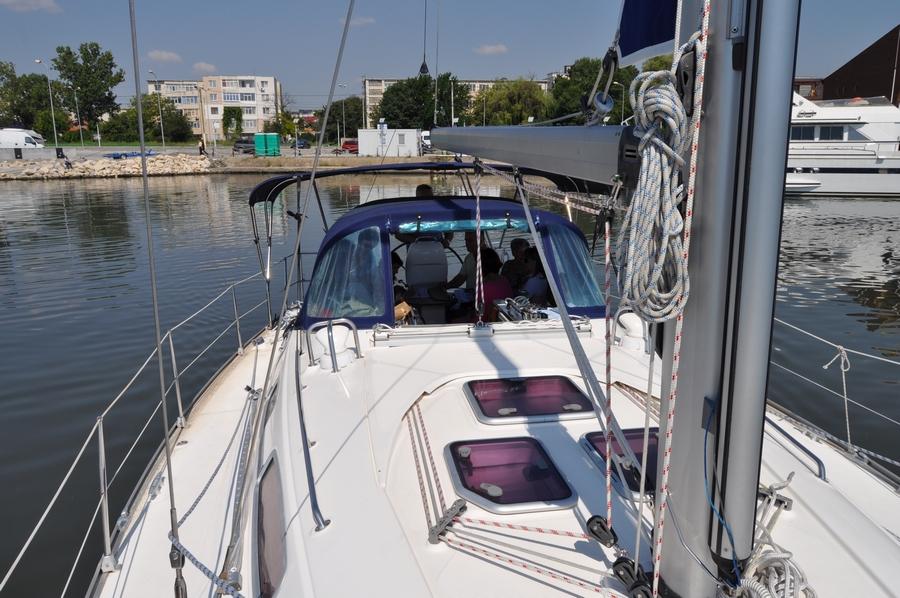 A fost inaugurată ambarcaţiunea Clubului Nautic Callatis