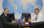 Vizita ambasadorului  Bosniei – Herzegovina la Camera de Comert, Industrie, Navigatie si Agricultura Constanta