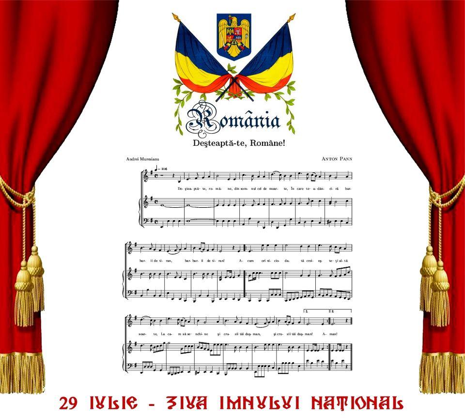 Ziua Imnului National sarbatorita la Constanta