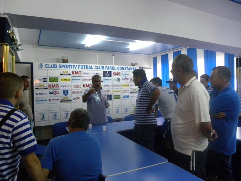 Asociatia suporterilor FC Farul: Nu falimentati FC Farul!