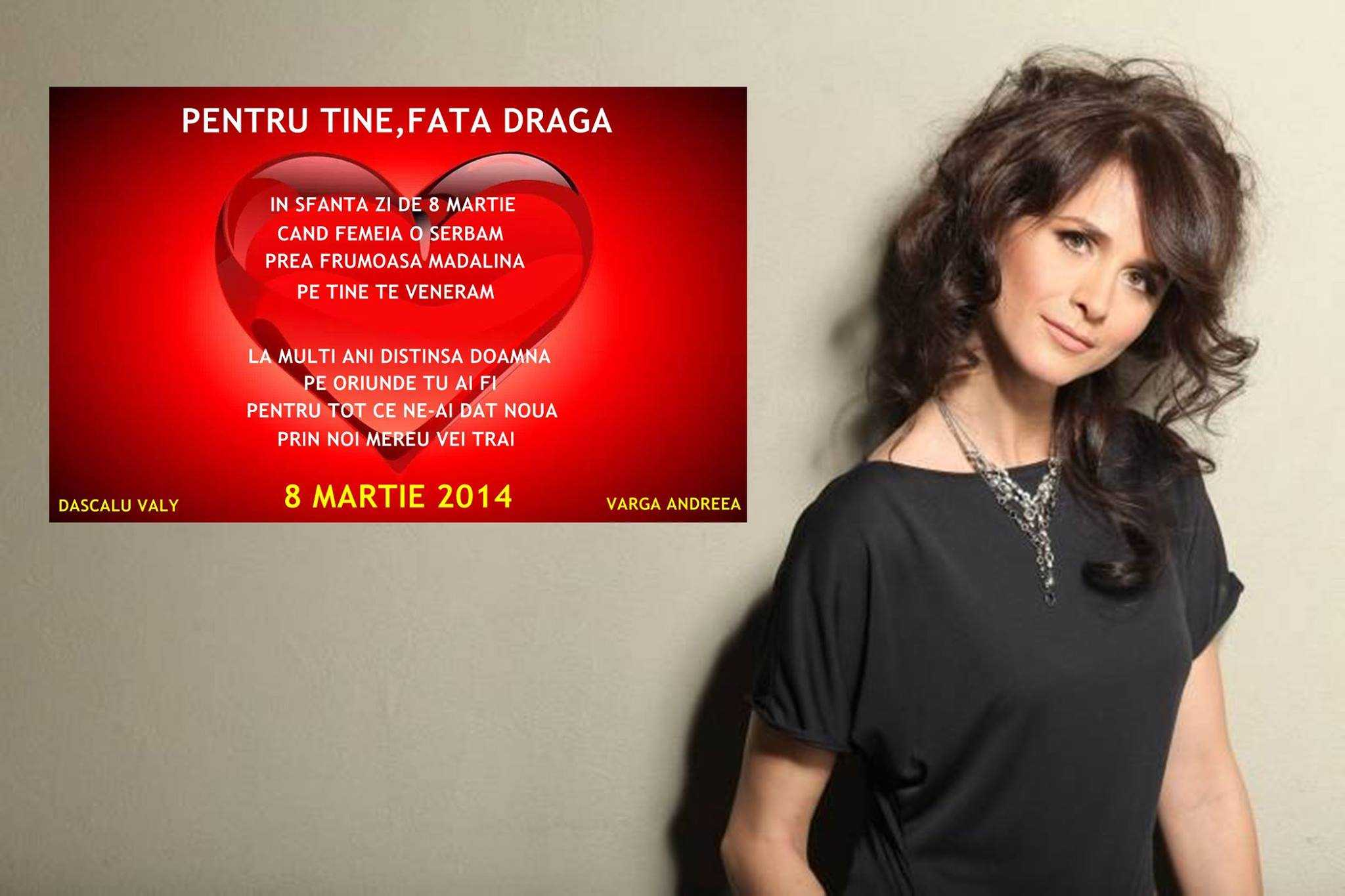 Fanii Madalinei Manole i-au adus un omagiu artistei