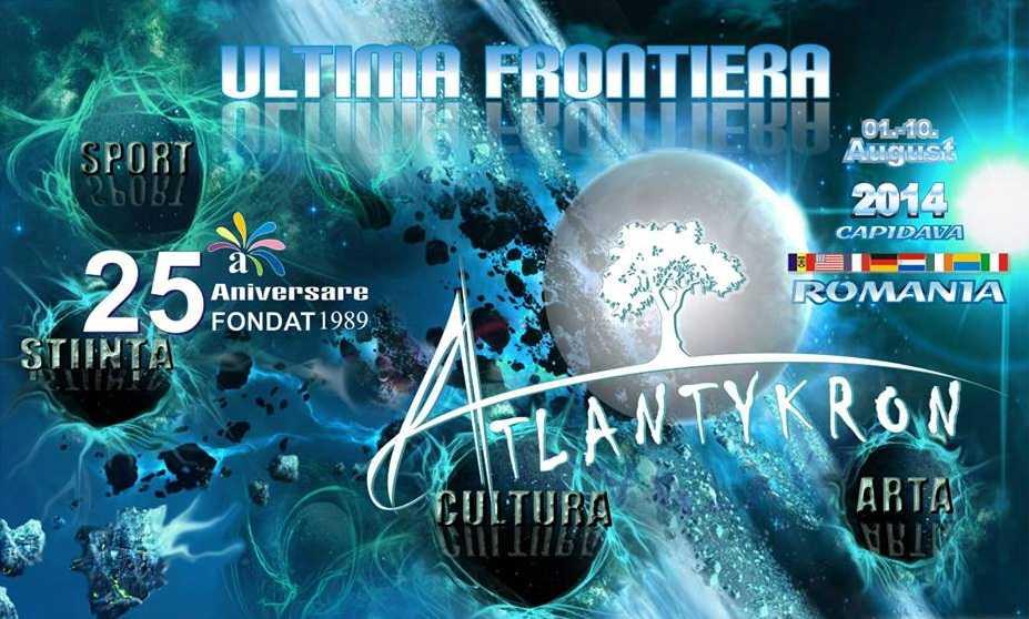 Ultima Frontiera, 25 de ani de Atlantykron