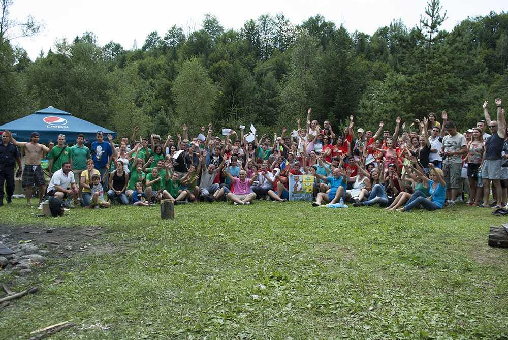 Festivalul Drumetii Montane a avut un real succes in acest an