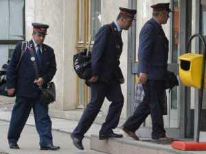 Trei conductori şi un şef de tren, cercetaţi  pentru falsificarea de bilete de călătorie